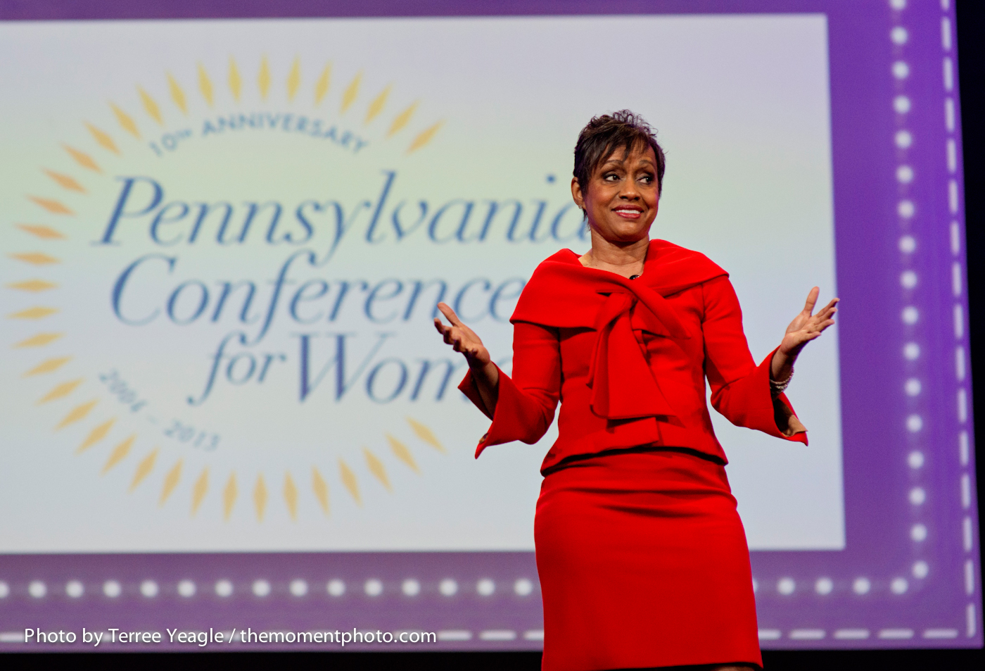 Judge Hatchett went on to ask three life-altering questions to the    Judge Hatchett 2013